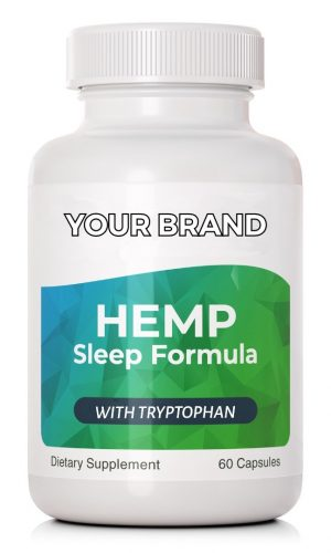 Sleep Formula with Private Label